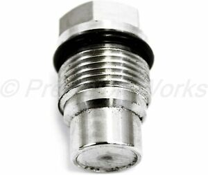 Race Fuel Rail Plug Valve For Chevy Gmc 6 6l Duramax 05 10 Dodge 6 7l Cummins