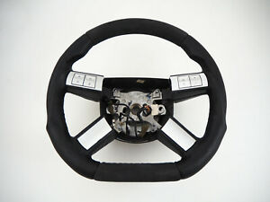 Dodge Challenger Charger Srt Magnum Rt Flat Bottom Include Steering Wheel