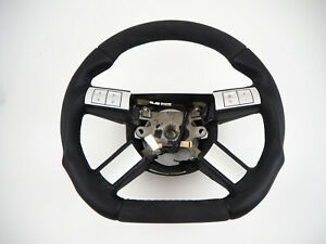 Dodge Charger Challenger Srt Rt Magnum Flat Bottom Include Steering Wheel 300c