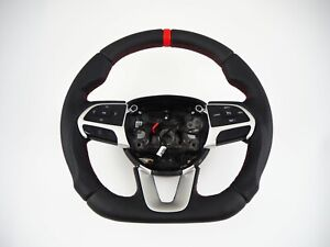 Dodge Charger Challenger Srt Rt Magnum 300c Flat Bottom Include Steering Wheel