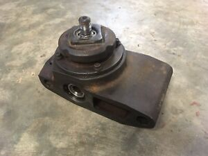 Disc Gearbox For New Idea Case ih Agco Mf Disc Mowers Conditioners