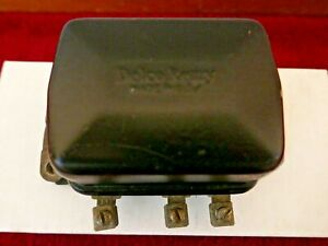 Gm Delco Remy Used Voltage Regulator 1119 261d 12vn Dated 0d