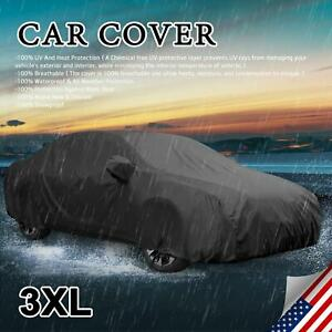 3xl Car Cover Waterproof All Weather For Car Full Car Cover Rain Sun Protection Fits Bmw