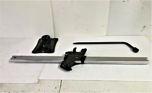 1972 1979 Vintage Bumper Jack A Body Chevy Buick Olds Pontiac W spare Hd
