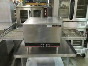 Lincoln Impinger 1301 1ph Electric Single Conveyor Pizza Oven