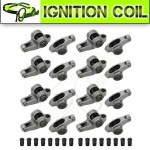 For Chevy 396 427 429 454 460 502 512 Big Block 7 16 Roller Rocker Arms 1 7