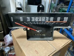 1967 72 Ford Truck F100 Dash Speedometer 68 69 70 71
