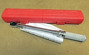 Snap On Qc2r100 Micrometer Click Type Torque Wrench