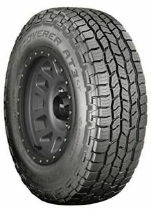 Cooper Discoverer A t3 Lt All terrain Tire Lt265 60r18 119s Lre 10ply Rated