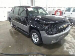 Motor Engine 5 3l Vin T 8th Digit Fits 02 Avalanche 1500 936548