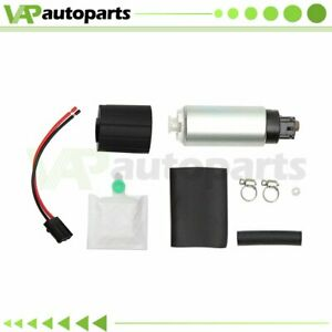 Electric Fuel Pump With Kit Fits Honda Civic High Performance Gss342 255lph
