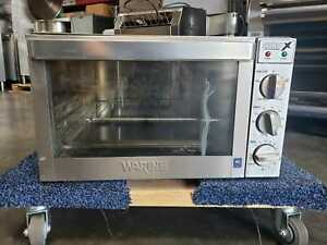 Waring 500x Half size Countertop Convection Oven 120v
