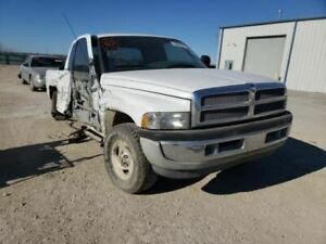 Power Brake Booster With P265 75r16 Tires Fits 00 01 Dodge 1500 Pickup 933192