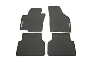 Volkswagen Tiguan 2009 2017 4 Monster Floor Mats Rubber 5n1 061 550 H 041
