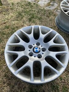 Bmw Style 197 Wheels 18 Mesh Staggered Oem 8 8 5