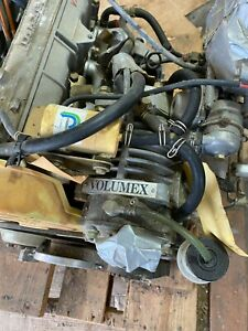 Lancia 2 0 Liter Motor Engine With Volumex Supercharger Fits Fiat 124