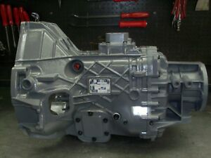 Ford Zf 5 speed Transmission Dyno Tested