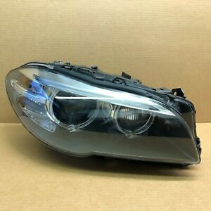 2014 2015 2016 Bmw 5 Series Passenger Rh Hid Xenon Headlight Oem A8740892603