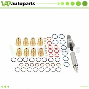 7 3l Injector Sleeve Cup Removal Installation Tools Clean Kit For 1994 2003 Ford