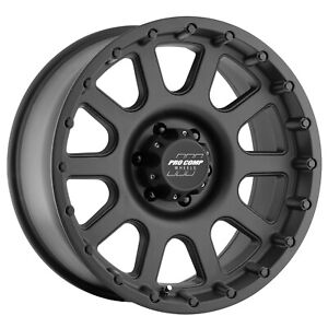 Pro Comp Alloy 7032 7983 Xtreme Alloys Series 7032 In Black Finish Universal