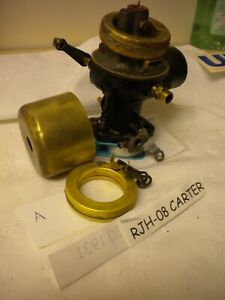 1930 1931 Rjh 08 Chevrolet Carburetor A New Float Included Parts Carb As Is