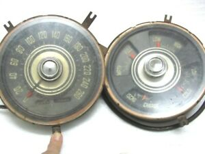 American Speedometer Clusters Hot Rod Rat Rod Project Street Rod Classic Truck