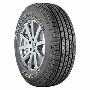 Set Of 4 Cooper Discoverer Srx All season Tires 235 70r16 106t
