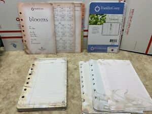 Franklin Covey Blooms Inserts