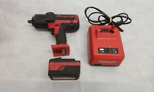 Snap on 1 2 Impact Drill Model Ct7850 With Battery And Charger