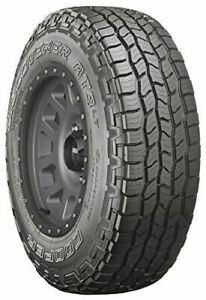 Pair Of 2 Cooper Discoverer A T3 Lt All Terrain Tires Lt245 75r16 120r 10ply