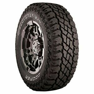 Cooper Discoverer S t Maxx All terrain Tire Lt285 70r17 Lre 10ply Rated