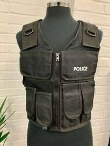 Crossdraw Tactical COVER Airsoft Police Black 1052 GBP 20.00