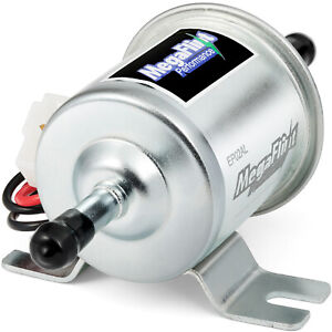 Bravex Universal 2 5 4 Psi Low Pressure Gas Diesel Electric Fuel Pump 12v Cars