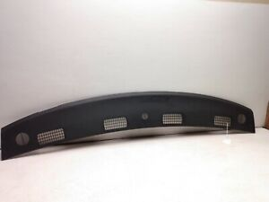 02 05 Dodge Ram Upper Dash Pad Defrost Defroster Panel Trim Cover Grey X5833