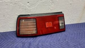 86 5 88 Supra Turbo driver Side Rear Taillight Oem Mk3 Lamp Socket Lh Tail