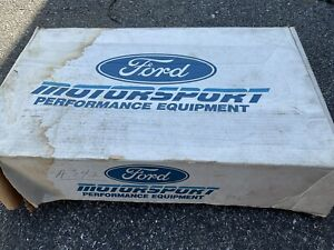 Nos Vintage Ford Motorsport Valve Covers 351 Cleveland Truck Mustang Polished