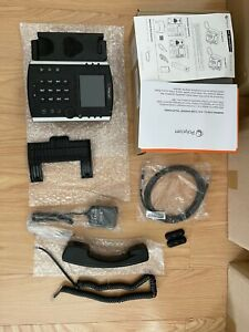Polycom Vvx400 Desktop Ip Business Poe Phone In Box With Manual