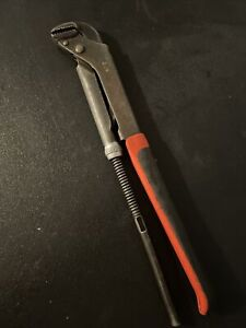 Snap On Pwz1 1 3 4 Jaw 12 5 8 Long Adjustable Pliers