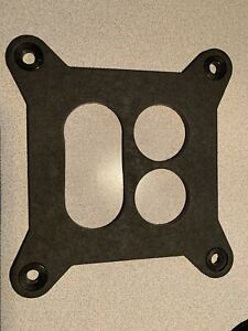 1965 67 Chevelle Chevy Ii Holley Carb To Alum Intake Gasket 14 3043 3245 3806