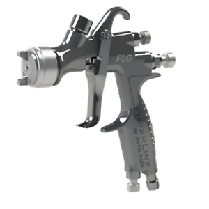 Devilbiss 905163 Flg Gravity Hvlp 1 3 1 4 1 8 Nozzle Spray Gun With 560ml Cup