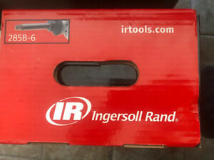 New Ingersoll Rand 285b 6 Pneumatic 1 Impact Wrench W 6 Inch Extended Anvil