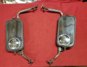 West Coast Tow Mirrors 60 66 Chevy C10 C20 Rat Rod Truck Ford Dodge