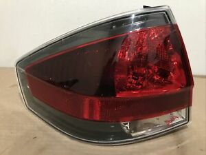 2008 2009 2010 2011 Ford Focus Sedan Driver Rear Left Side Tail Light Oem Black
