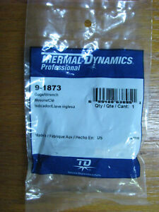 Thermal Dynamics Plasma Arc Welding 4a Gage Wrench Tool 9 1873