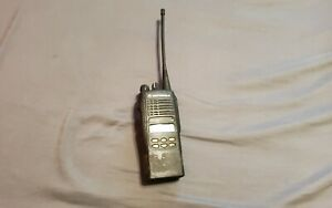 Motorola Ht1250 Uhf 450 512mhz Portable Radio Fire Ems Police Security Gmrs