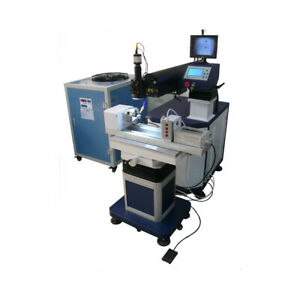 400w Mould Laser Welding Machine Welding Different Sorts Steel For Making Molds