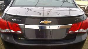 no Shipping Trunk Tailgate Deck Lid Chevy Cruze 11 12 13 14 15 16