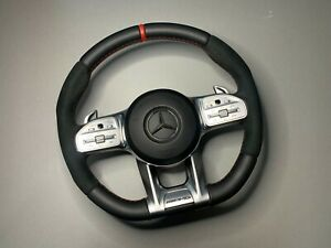 Mercedes Benz W205 W213 C238 W463 W167 W222 Distronic Amg Steering Wheel 158ml