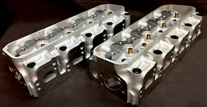 Blue Thunder Small Block Ford Race Cylinder Head Pair Of 2 Cylinder Heads