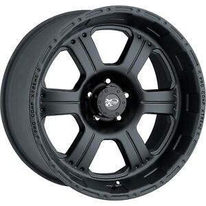 Pro Comp Alloy 7089 7865 Xtreme Alloys Series 7089 In Black Finish Universal